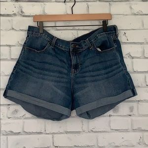 Pants - Merona Jean Shorts